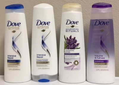 Dove shampoo/conditioner. Price is Firm.