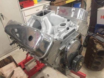 565 Chevy engine
