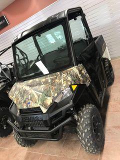 2018 Polaris Ranger 570 Polaris Pursuit Camo Side x Side Utility Vehicles Weedsport, NY