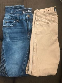2 pairs of RSQ Super skinny jeans size 16