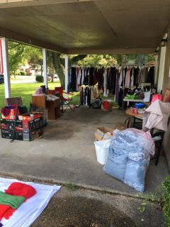 Garage Sale! 208 Hahn Place N.N. 23602