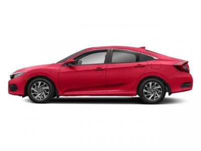 2018 Honda CIVIC SEDAN EX (Rallye Red)