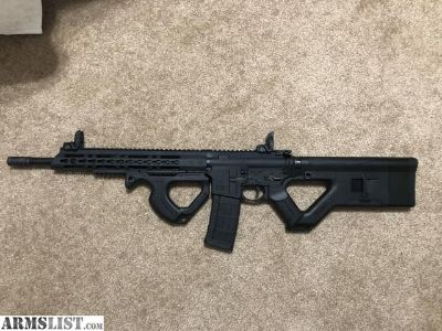 For Sale/Trade: Ar-15 .458 socom