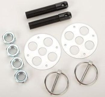 Find Allstar Performance ALL18477 Lightweight Aluminum Hood Pin Kit motorcycle in Delaware, Ohio, US, for US $12.79