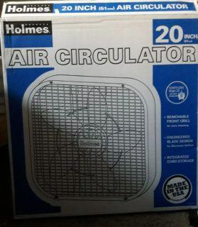 Kolmes air circulator 20 inch