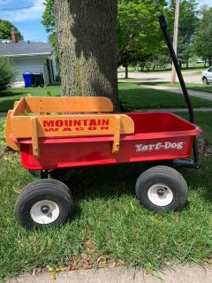 Great Wagon! Needs new tires