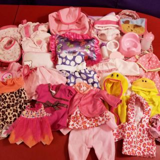 Baby Doll Clothes and Accessories!