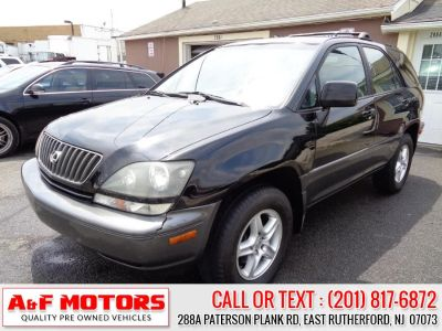 2000 Lexus RX 300 Base (Black)