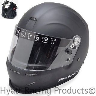 Purchase Pyrotect SA2015 ProSport Auto Racing Helmet - All Sizes & Colors (Free Bag) motorcycle in Bend, Oregon, United States, for US $279.00