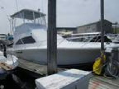 2001 Luhrs 36 Tournament Convertible