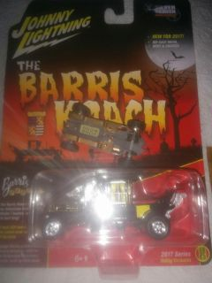 The Munsters koach car with a brand new never used slim line chassis