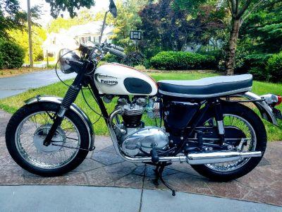 1966 Triumph BONNEVILLE T120