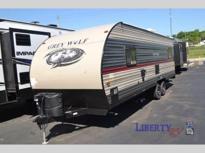 2019 Forest River Rv Cherokee Grey Wolf 22RR