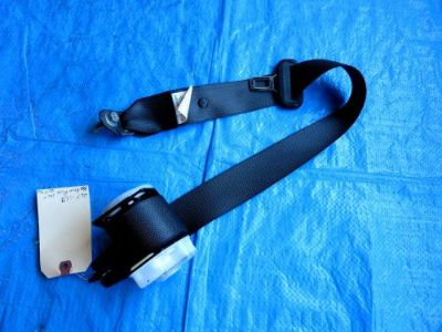Sell 08-11 Subaru Impreza WRX & STI WAGON Passenger Side Rear Seat Belt OEM Seatbelt motorcycle in Marlette, Michigan, United States, for US $22.00