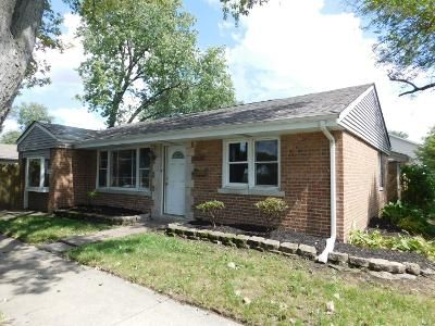 2 Bed 1 Bath Foreclosure Property in Worth, IL 60482 - W 115th St
