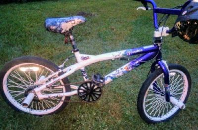 Girls 20 inch bicycle