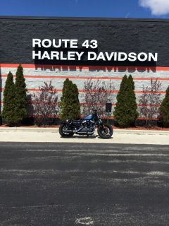 2018 Harley-Davidson 115th Anniversary Forty-Eight Cruiser Sheboygan, WI
