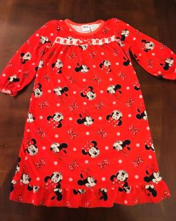 Minnie Mouse gown. Excellent condition - 3T