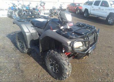2018 Honda TRX500