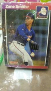 Package of insearched baseball cards