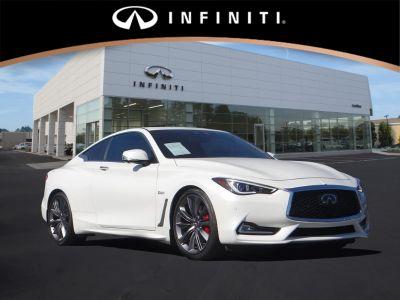 2018 Infiniti Q60 CAR (white)