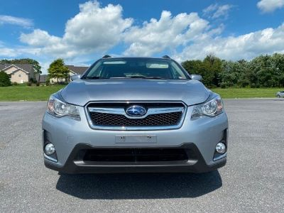 2016 Subaru Crosstrek 2.0i Limited (Ice Silver Metallic)