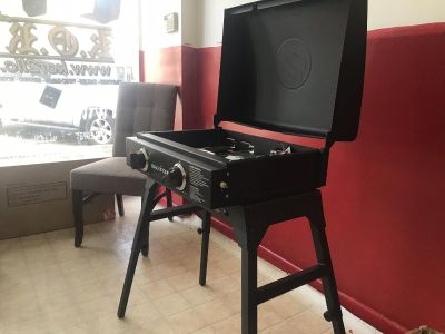 Blackstone Griddle With Hood