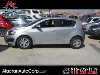 Used 2012 Chevrolet Sonic for sale