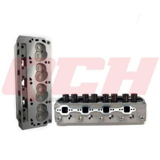 Buy SBF Small Block Ford Windsor 289 302 351 Assembled Aluminum Cylinder Head x 2 motorcycle in Dallas, Texas, United States, for US $720.00