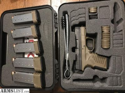 For Sale: SPRINGFIELD XDS 45