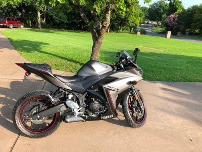 2016 Yamaha YR3