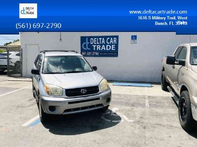 Used 2004 Toyota RAV4 for sale