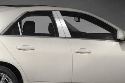 Buy SES Trims TI-P-186BRUSH 08-10 Cadillac CTS Door Pillar Posts Window Covers Trim motorcycle in Bowie, Maryland, US, for US $63.70