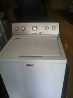 maytag high efficiency washer