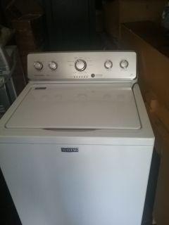 maytag high efficiency washer