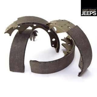 Purchase 16726.10 OMIX-ADA Rear Brake Shoes, 82-84 Willys DJ Models motorcycle in Smyrna, Georgia, US, for US $32.31