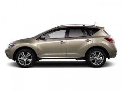 2010 Nissan Murano S (Tinted Bronze)