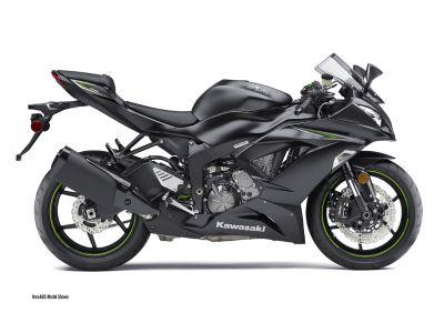 2016 Kawasaki Ninja ZX-6R SuperSport Motorcycles O Fallon, IL