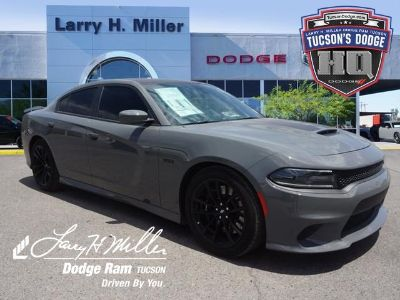 2018 Dodge Charger SRT8 Super Bee (Destroyer Gray Clearcoat)