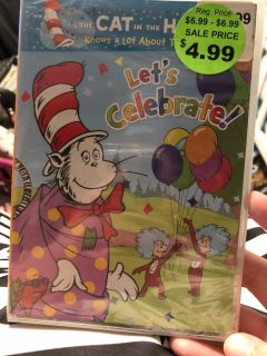 The Cat in The Hat- Let s Celebrate
