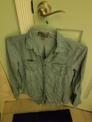 Alexander Jordan Shirt Size Medium