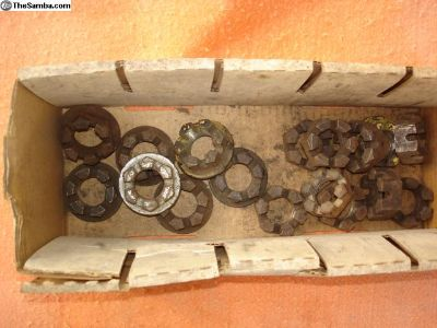 Rear Axle Nuts T-3/Bug/Ghia/Thing