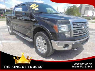 Used 2010 Ford F150 SuperCrew Cab for sale