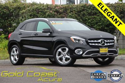 2019 Mercedes-Benz GLA GLA 250 (black)