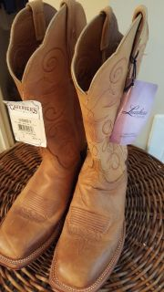 Lucchese Cowgirl Boots (New)