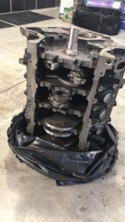 Built gt500 engine