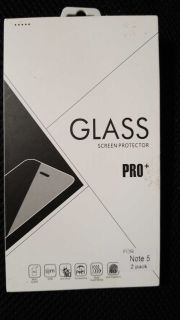 Note 5 Glass Screen Protector