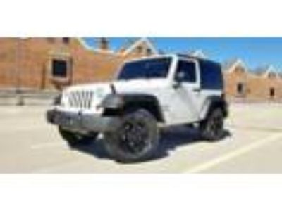 2017 Jeep Wrangler SPORT 2017 JEEP WRANGLER SPORT JK WITH ONLY 26K.MILES !!!