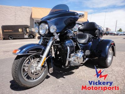 2012 Harley-Davidson Tri Glide Ultra Classic 3 Wheel Motorcycle Denver, CO