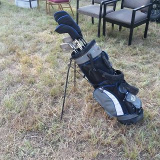 Golf Clubs for left hand